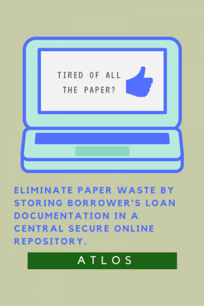 Loan software paperless document management web based for Loan documentation software